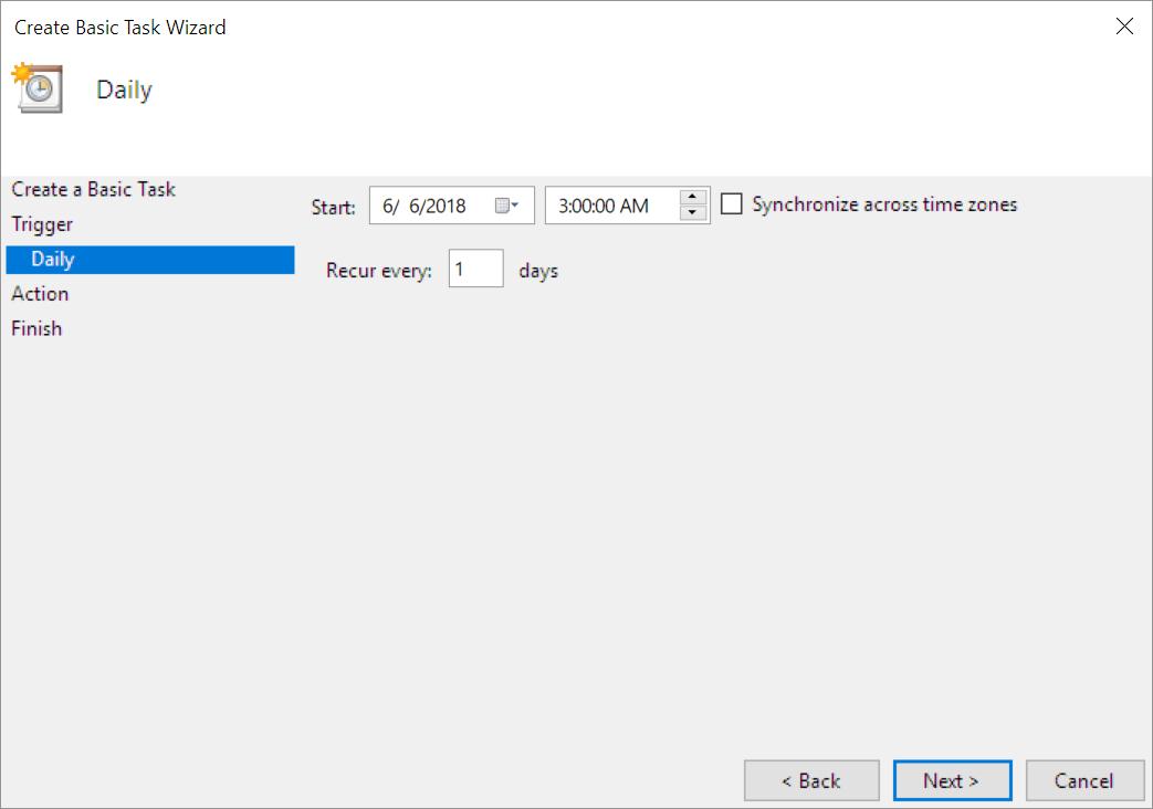 How To Restart Windows Services Using Task Scheduler – GSX