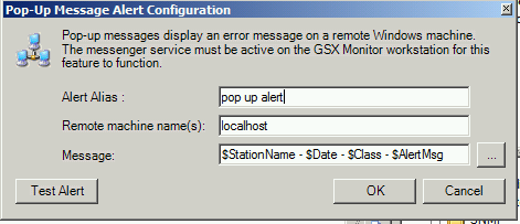 How to Configure Pop Up Message Alerts in GSX Monitor – GSX