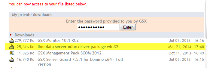 ODBC Data Source Name not Found and no Default Driver