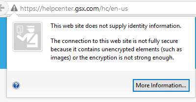 How to identify the Cipher used by an HTTPS Connection – GSX