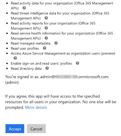 How to Configure GSX O365 Usage API Permissions – GSX Help